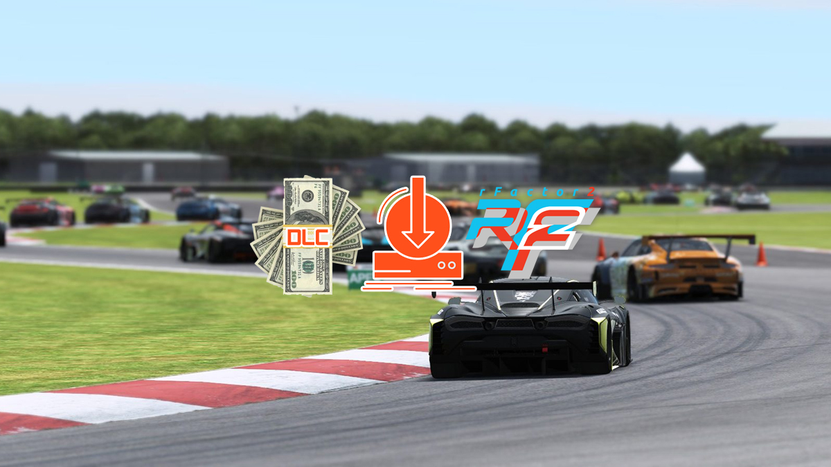 rF2 – Le circuit New York ePrix est disponible en DLC